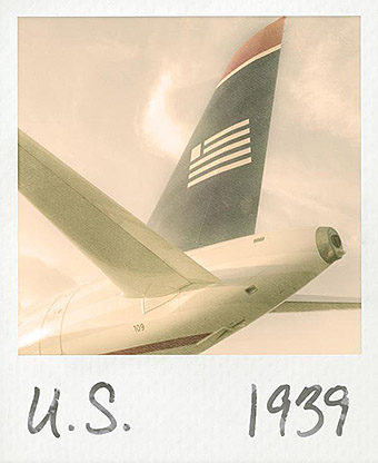 US Airways final flight US1939 (American Airlines)