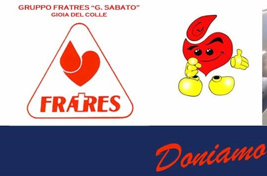 donazione sangue fratres