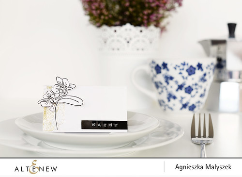 place cards set