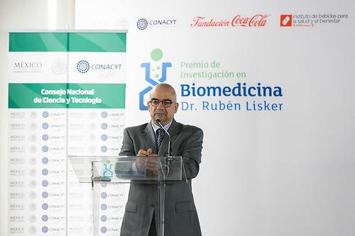 Fundación Coca-Cola y CONACYT entregan Premio de Investigación en Biomedicina que contribuirá al bienestar de la población