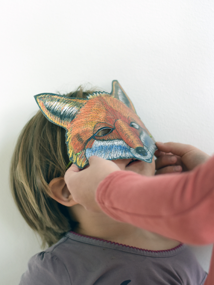 Small Style - vicki smith masks
