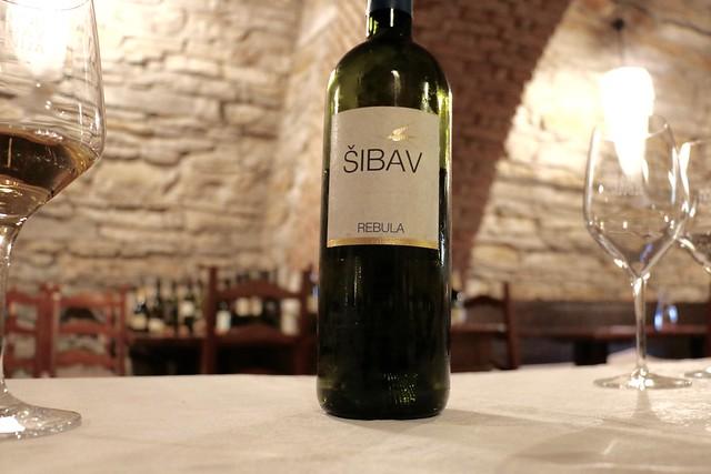 Goriška Vinoteka Brda (Šibav winery)