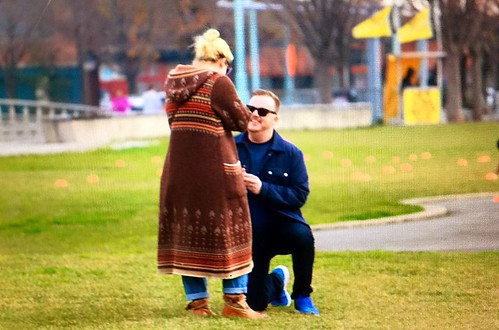 Mike and Havi Engagement 2015