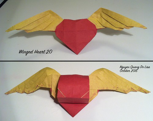 Origami Winged Heart 2.0