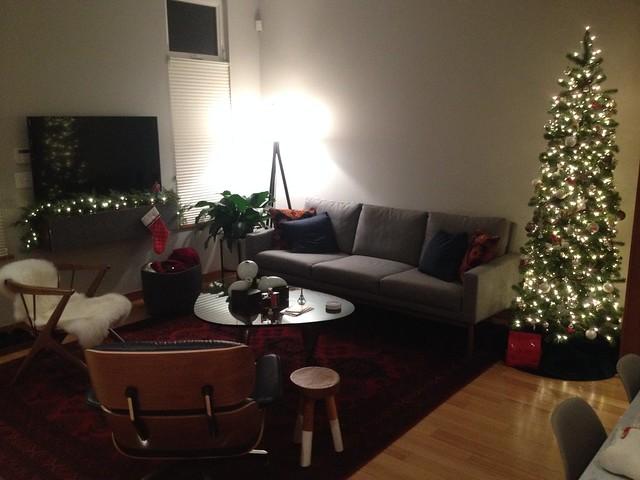 Christmas chez JJD