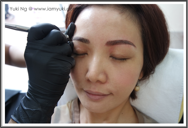 Yuki Ng Beauty Recipe Nano Korean Eyebrow Embroidery012