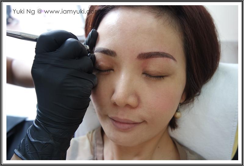 Yuki Ng Beauty Recipe Nano Korean Eyebrow Embroidery012