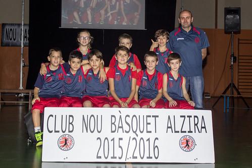 PRESENTACIO NBALZIRA 2015 2016 BENJAMI BLAU
