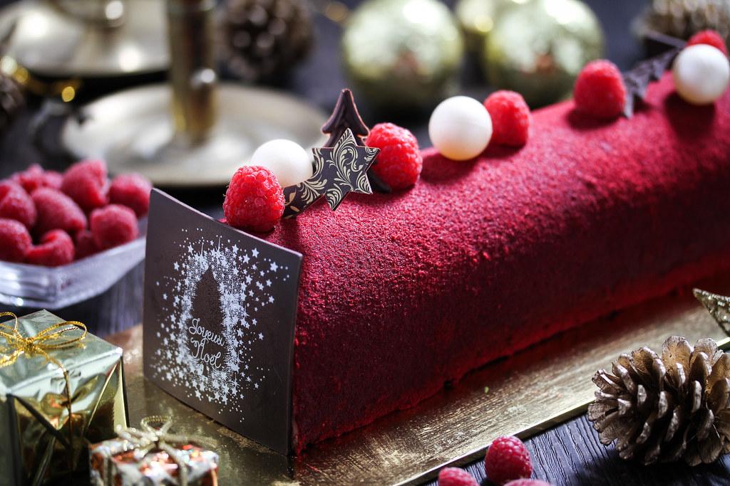 Fullerton Sicilian Red Logcake