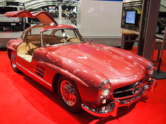 1955 Mercedes-Benz 300SL 2