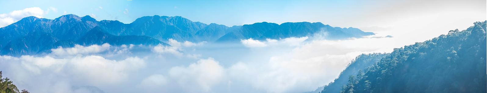 大雪山機車旅