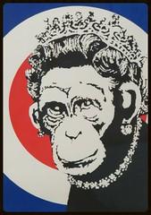Banksy at Lazarides Gallery