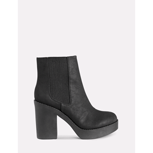 Picture of Black Ankle Boots