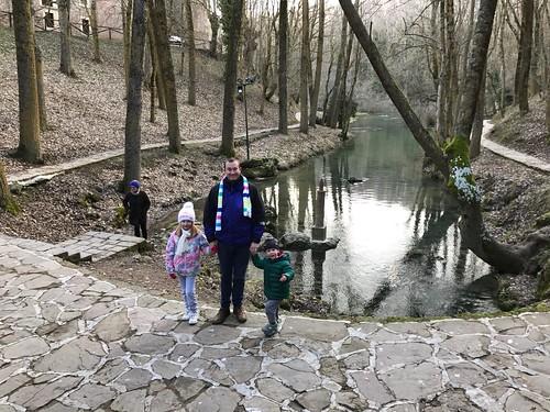 Nacimiento del Rió Ebro