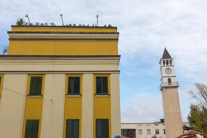 City Hall - Tirana
