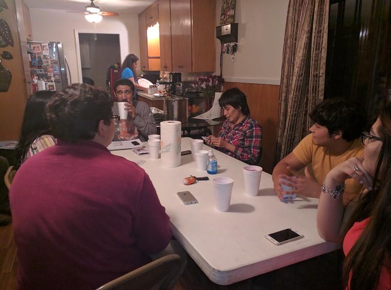 January 2017 New Convert Fellowship - MC