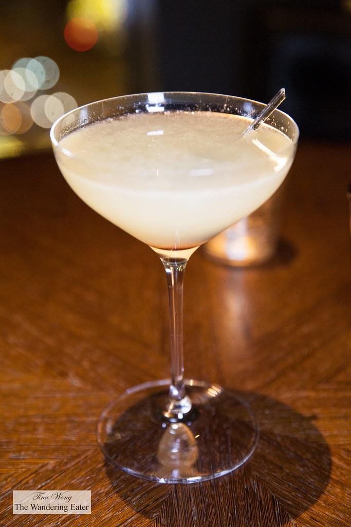 Corpse Reviver #2 - Citadelle gin, orange curaco, Cocchi A