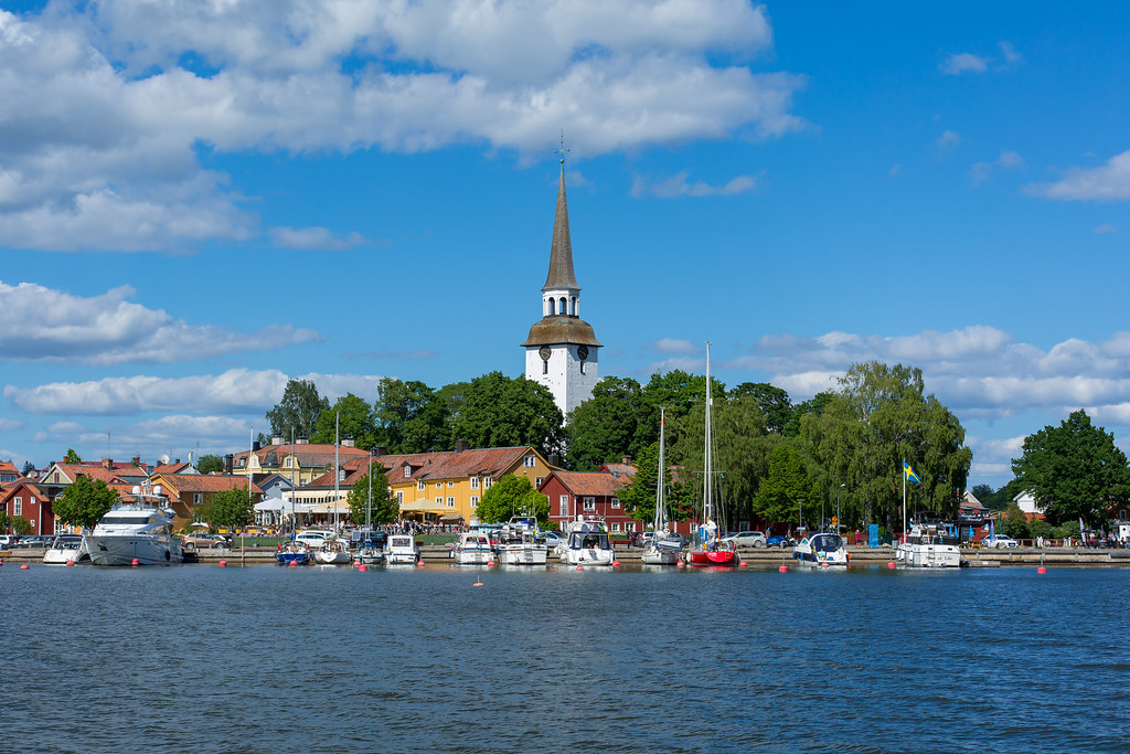 Sweden. Mariefred