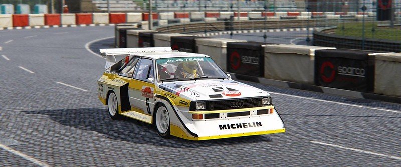 Assetto Corsa Audi Quattro S1 Group B