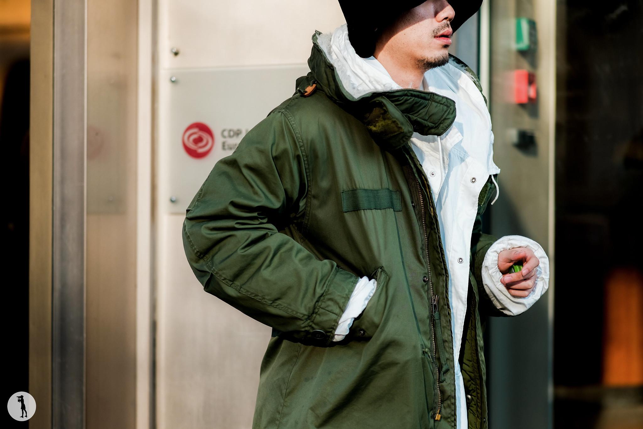 Street style - Paris Fashion Week Menswear FW17-18 (27)