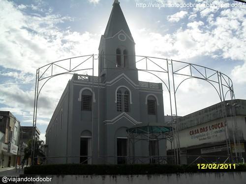 Arapiraca - Igreja do Santíssimo