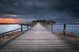 La Perouse Footbridge