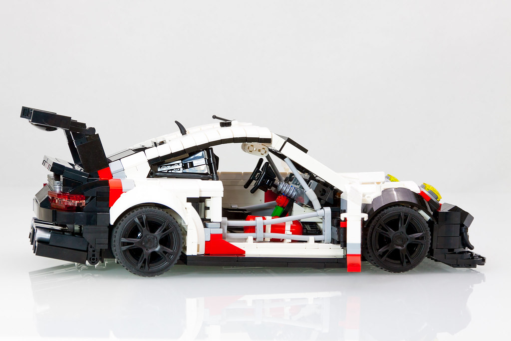 lego porsche 911 rsr 991 2 2017 engine 4 0 b6. Black Bedroom Furniture Sets. Home Design Ideas