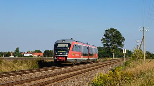 RB Dessau-Aschersleben bei Frenz