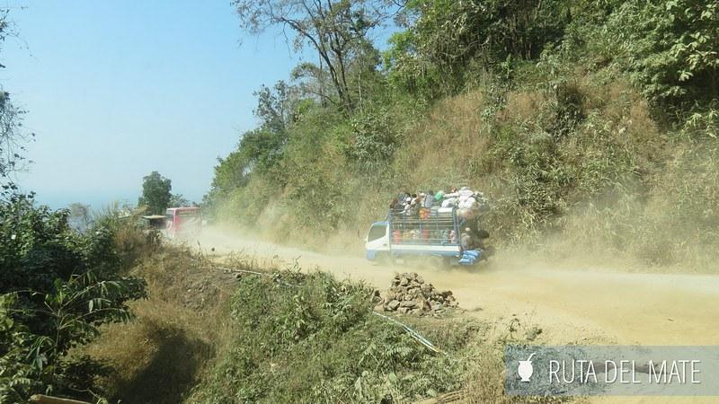 Cruce Frontera Tailandia Myanmar (5)