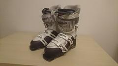Dámské lyžařské boty - titulní fotka