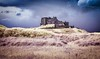 Bamburgh Castle by Matt Bigwood