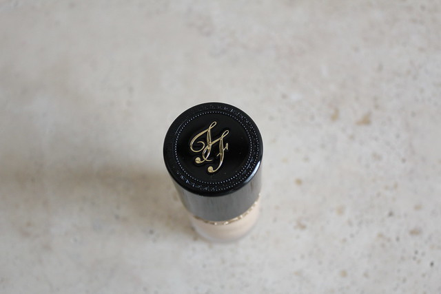 Too Faced Born This Way Foundation in Vanilla and Warm Nude review and swatch