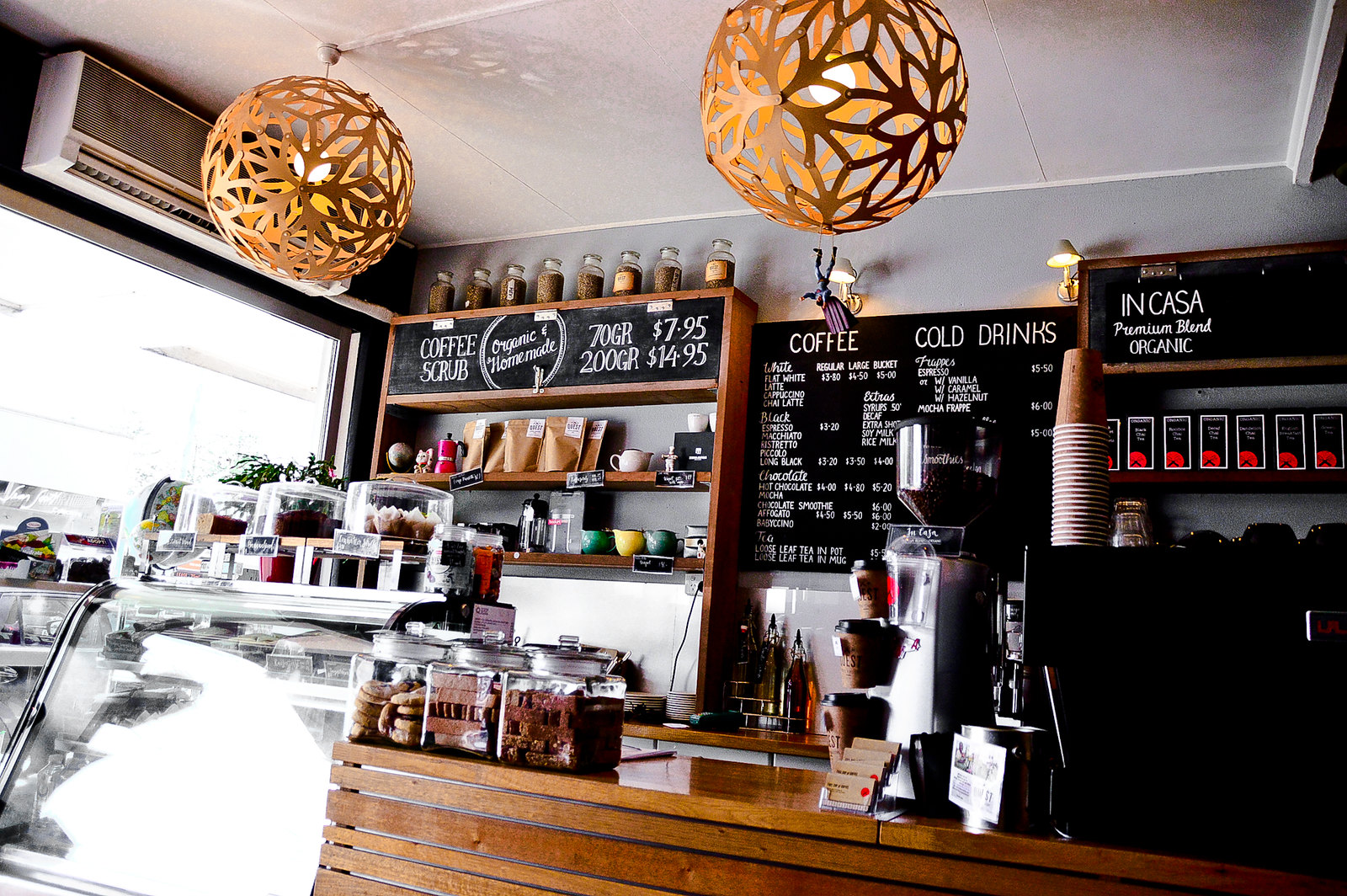 Burleigh Quest Coffee Roasters