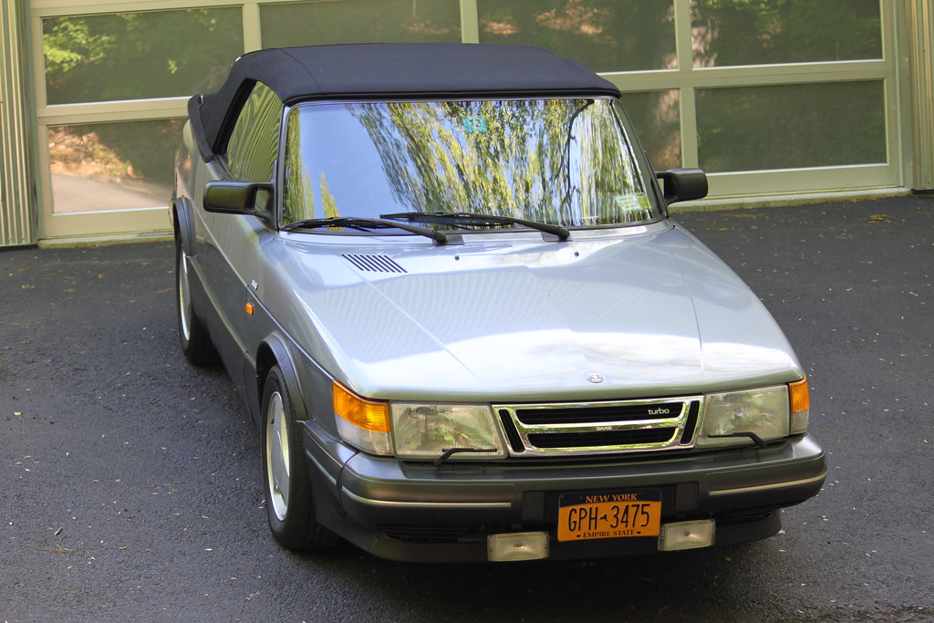 Saab 900 Turbo Sold for $20k