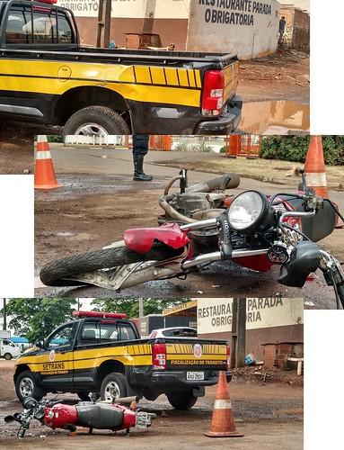 acidente moto setrans 2508