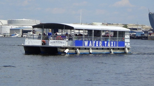 Baltimore water taxi Aug 15 2