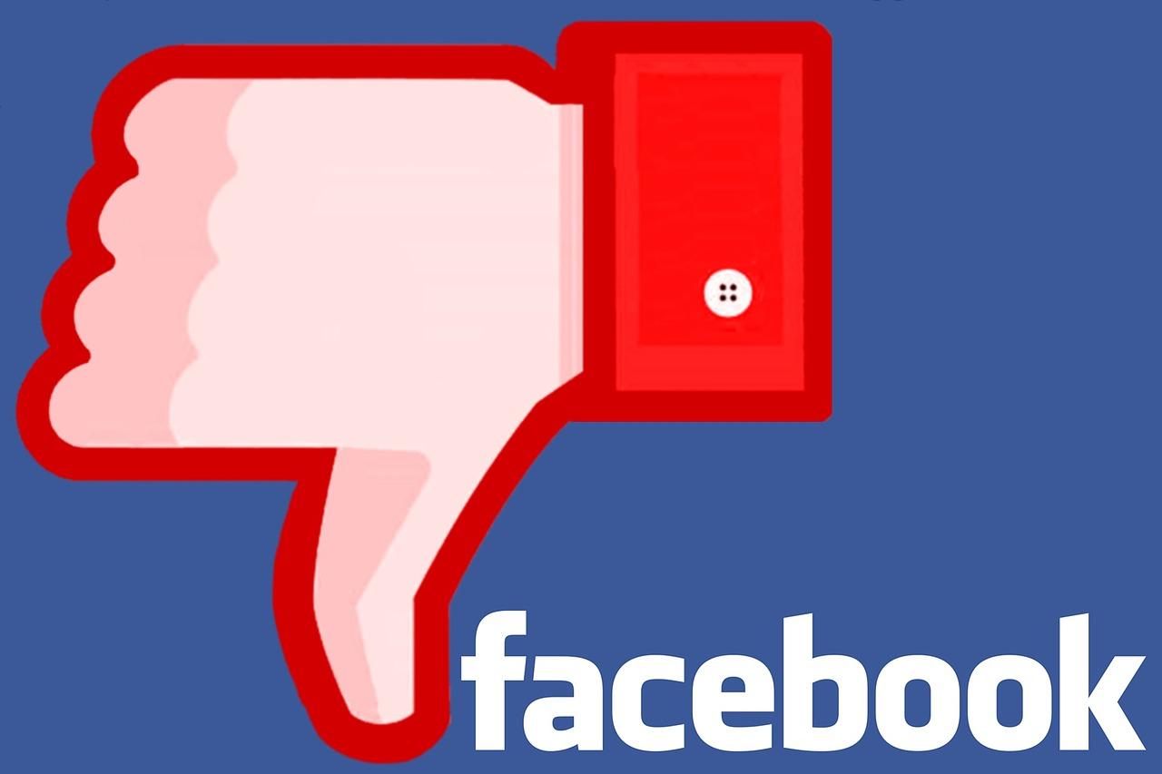 臉書推出「按爛」功能後可能會出現的5個現象