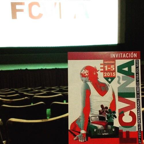 27° Festival Internacional de Cine de Viña del Mar #Chile 🎬 ¡Es gratis!