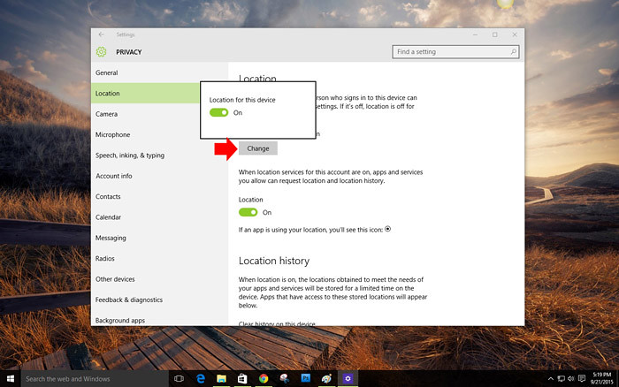 How to stop Windows from spying