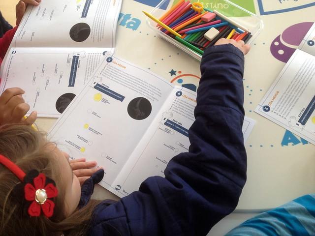 Talleres de Ciencia y Programas escolares en Cosmolarium