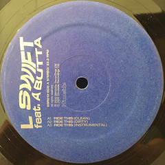 L SWIFT:RIDE THIS(LABEL SIDE-A)
