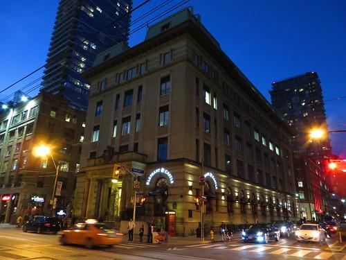 Toronto Entertainment District, Toronto, Ontario
