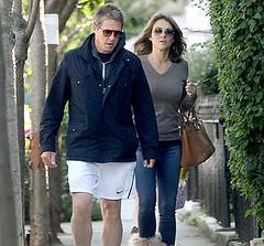 Hugh Grant, Elizabeth Hurley Reunite 15 Years After Their Split: Pics