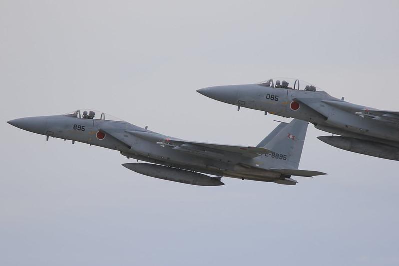 JASDF F-15 203SQ