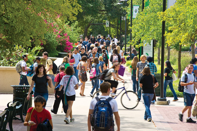 125 Things We Love About UNT - People