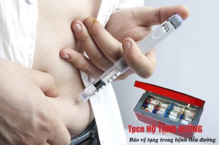 Bơm tiêm insulin tiện lợi trong sử dụng