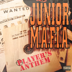 JUNIOR MAFIA:PLAYER'S ANTHEM(JACKET A)