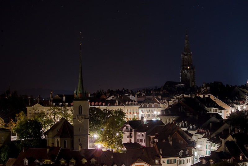 Bern by night - Bern
