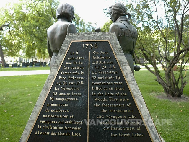 Winnipeg/Louis Riel commemoration