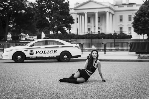 Just Another Day in Front of the White House by Geoff Livingston